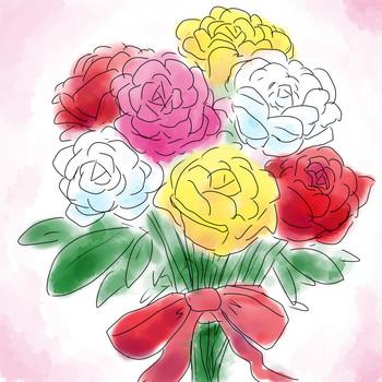 父の日のバラ(2019年6月16日)JPEG.jpg